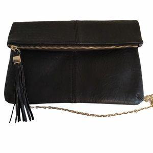 Moda Luxe Black Convertable Bag
